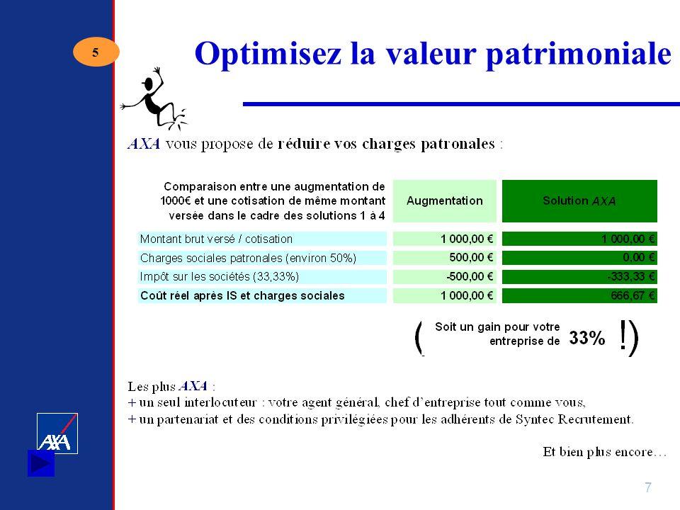 7 Optimisez la valeur patrimoniale 5
