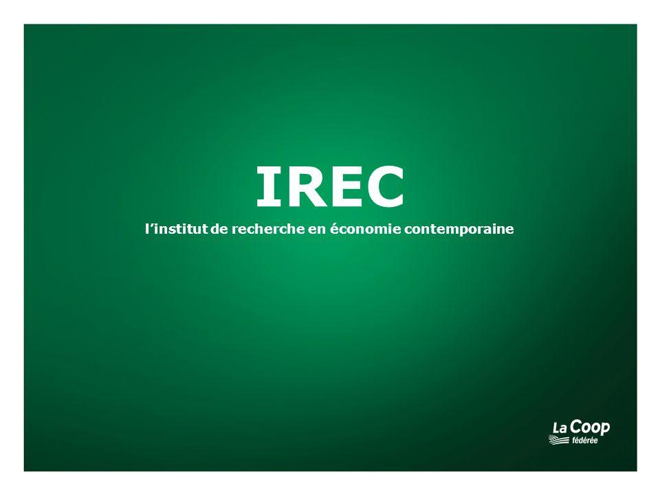 IREC linstitut de recherche en économie contemporaine