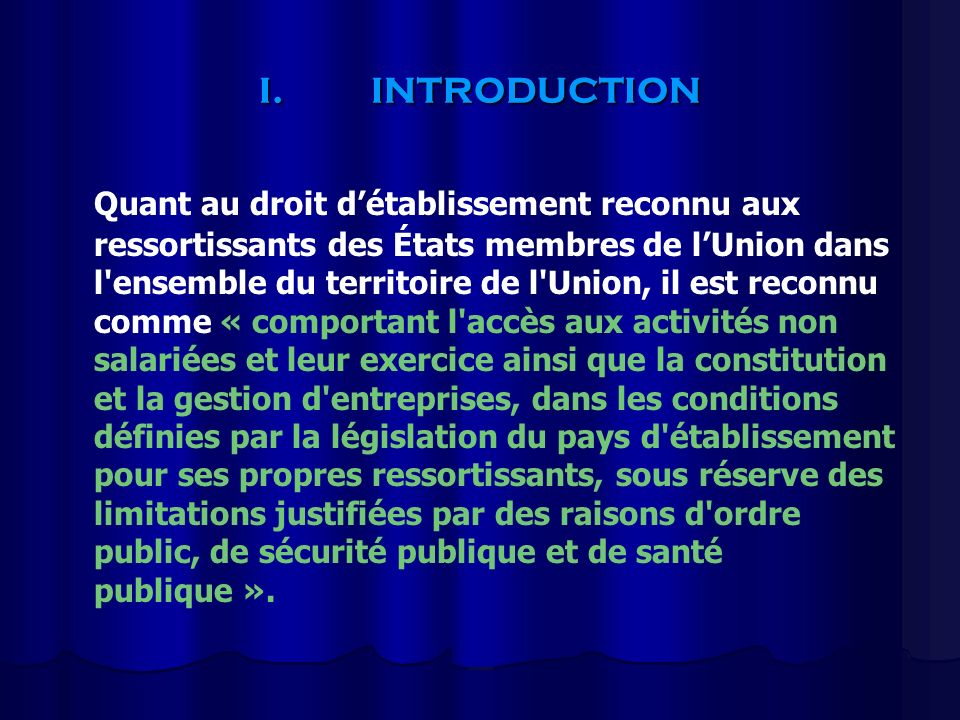 III.LANALYSE CRITIQUE DE LA DIRECTIVE B.