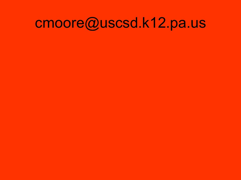 cmoore@uscsd.k12.pa.us
