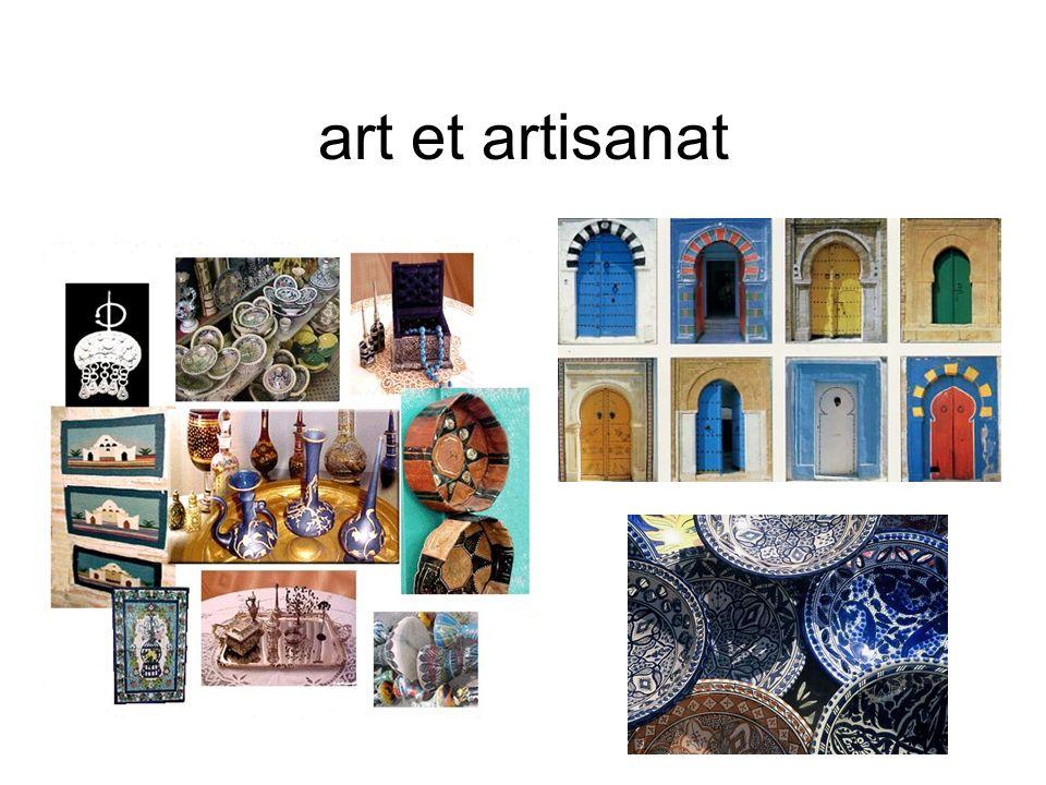 art et artisanat