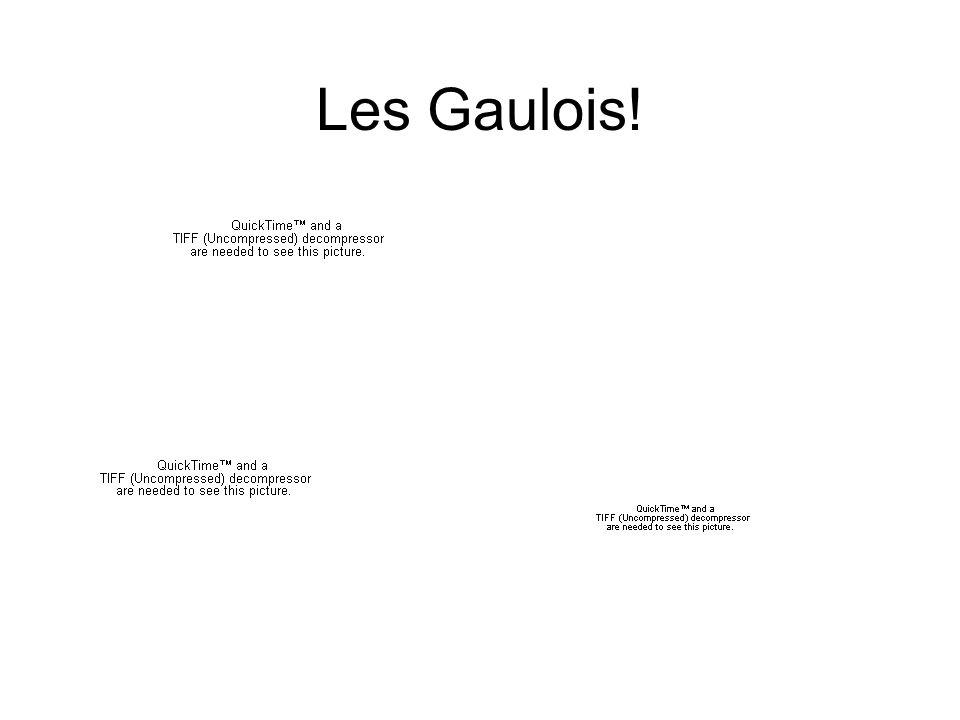 Les Gaulois!