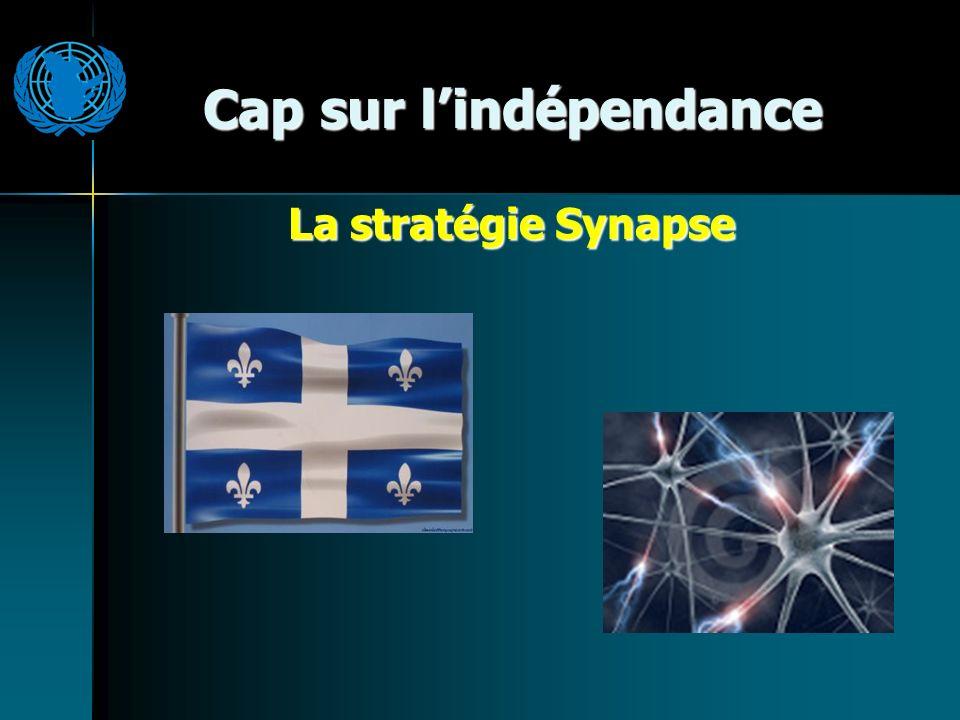 Cap sur lindépendance La stratégie Synapse