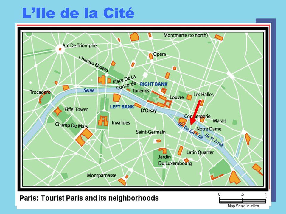 LIle de la Cité
