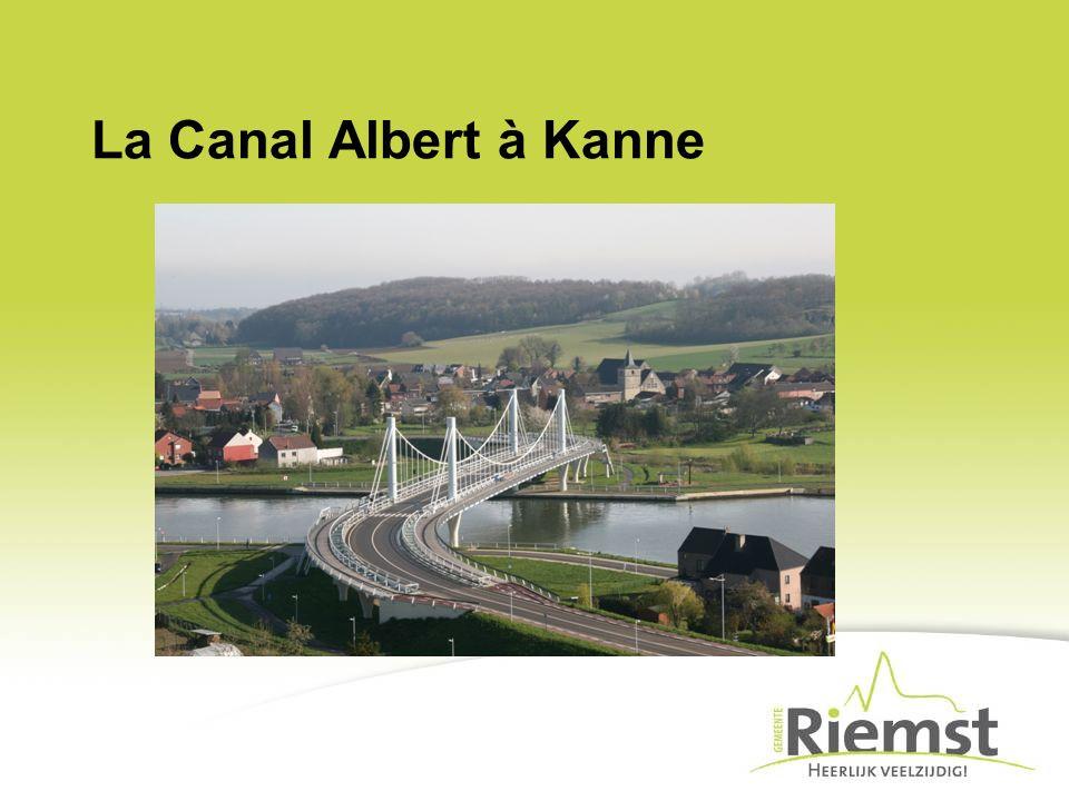 La Canal Albert à Kanne