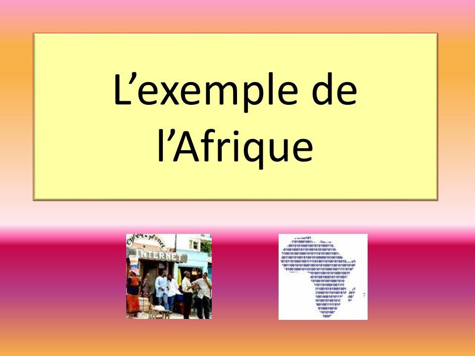 Lexemple de lAfrique