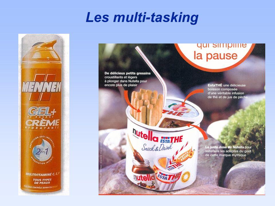 Les multi-tasking