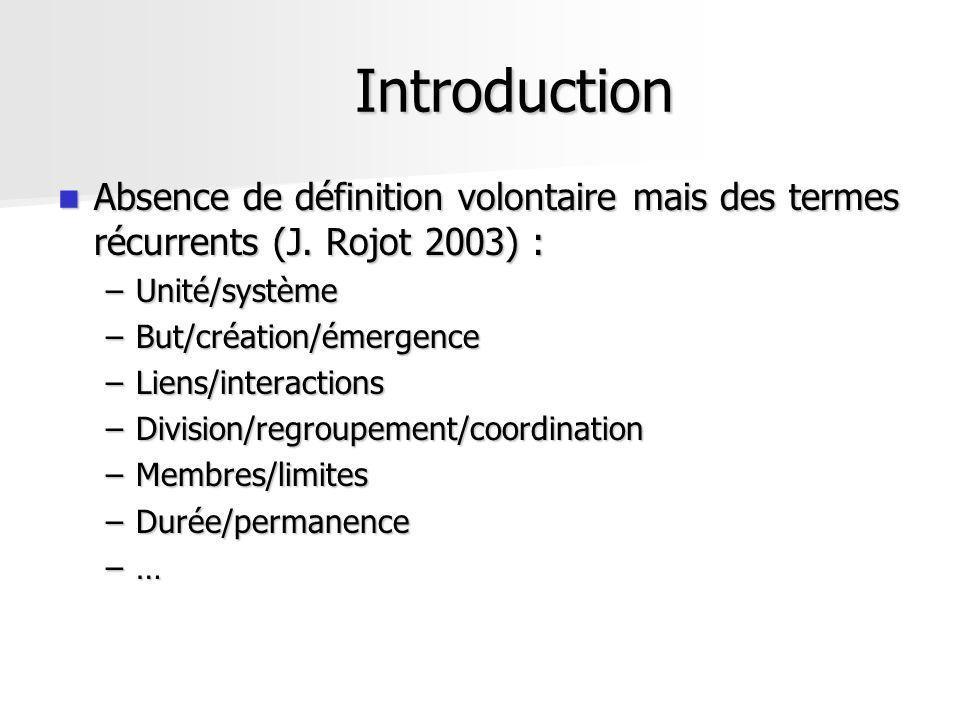 1.Les principes de lO.S.T Vices et/ou vertus du taylorisme .