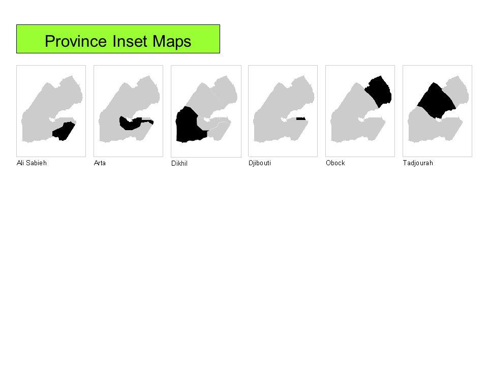 Province Inset Maps X Dikhil