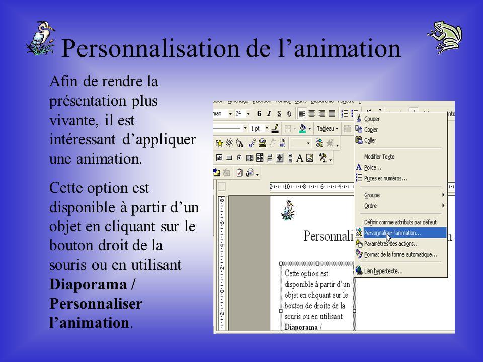 Ou bien utiliser la zone de texte Pour insérer une image vous cliquer sur insertion image de la bibliothèque ou dun fichier.