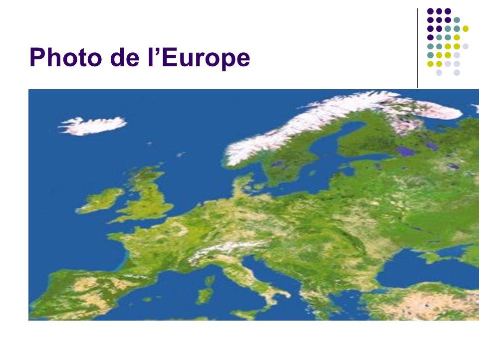 Photo de lEurope