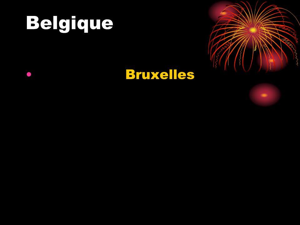 Belgique Bruxelles