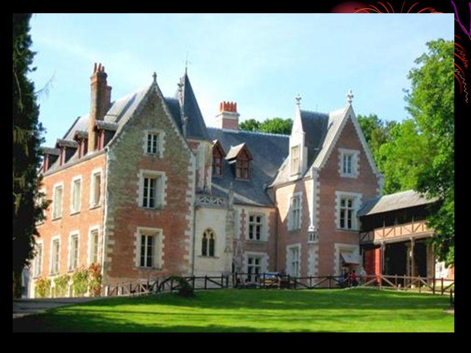 Le château: Le château abrite des souvenirs du génie de Léonard.