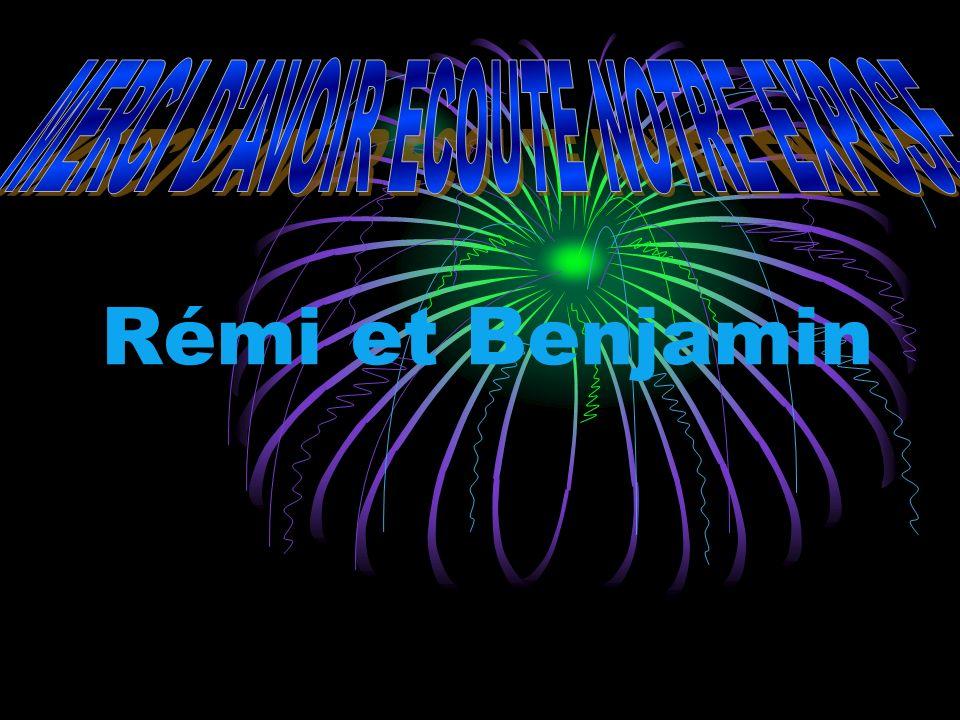 Rémi et Benjamin