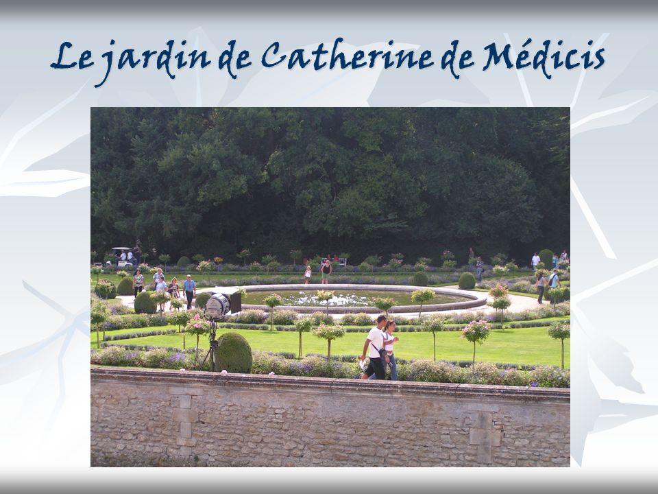 Le jardin de Catherine de Médicis