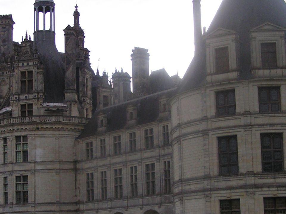 « Tel est notre bon plaisir.» est la raison pour laquelle le château de Chambord a été construit.