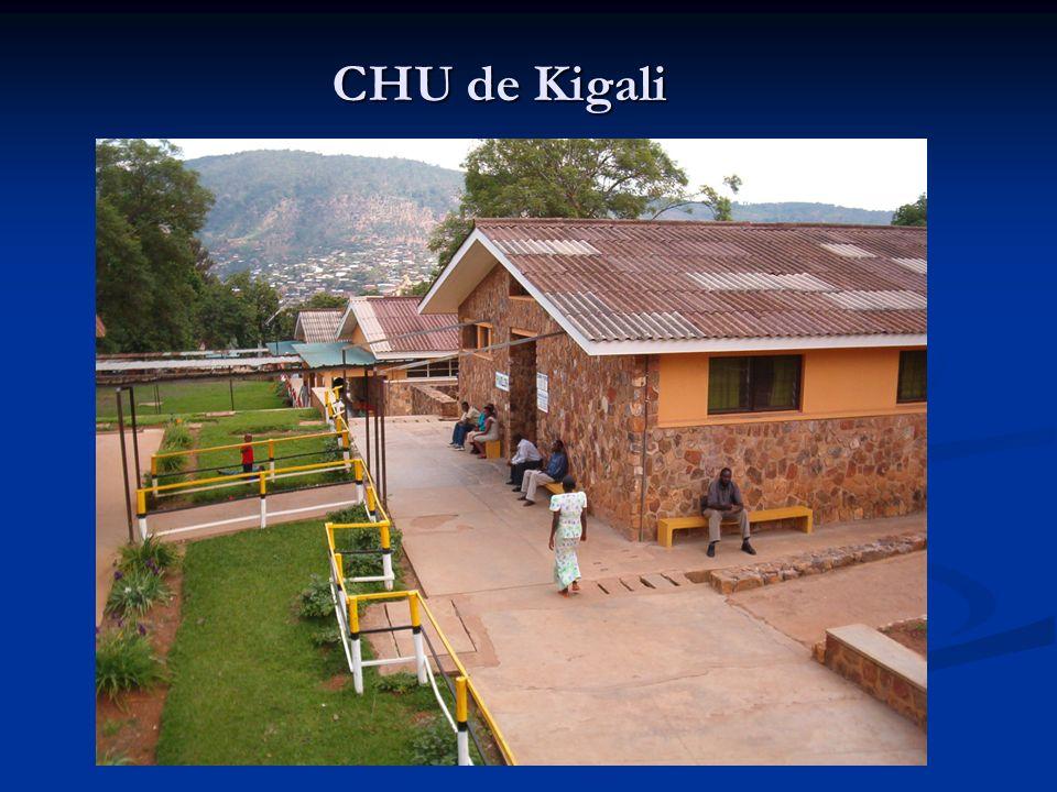 CHU de Kigali