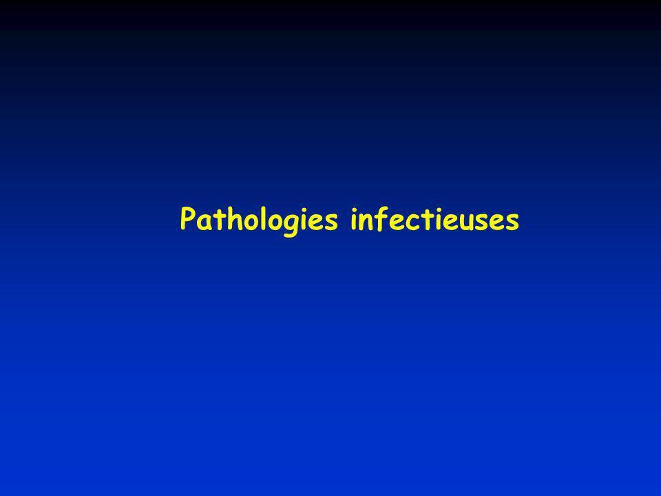 Les expectorations Pathologies infectieuses Pathologies Tumorales Pathologies inflammatoires Pathologies de surcharge minérale