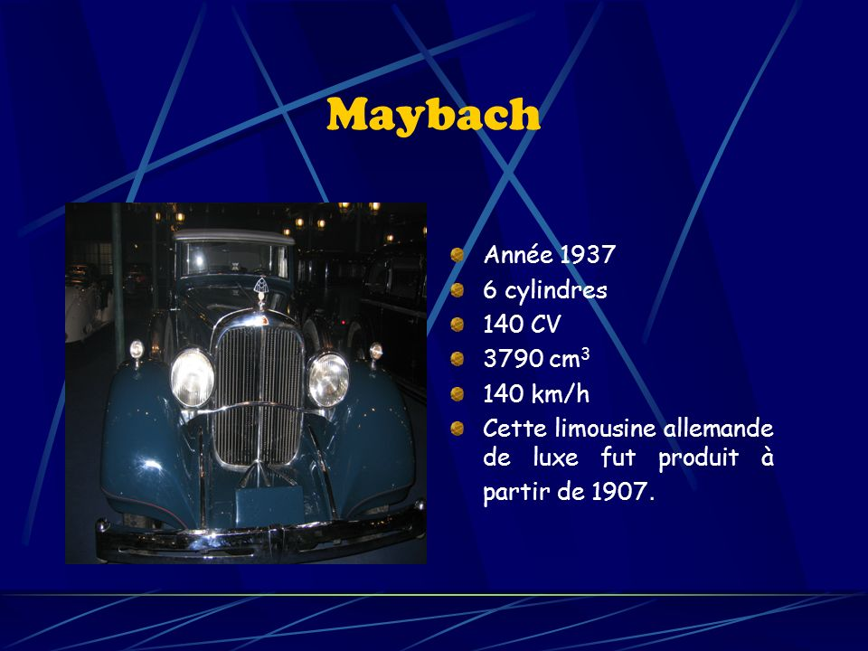 Rolls Royce Année 1928 6 cylindres 7668 cm 3 120 km/h Cette Berline Phantom I anglaise à bénéficiée comme toutes les Rolls dune finition parfaite. Son