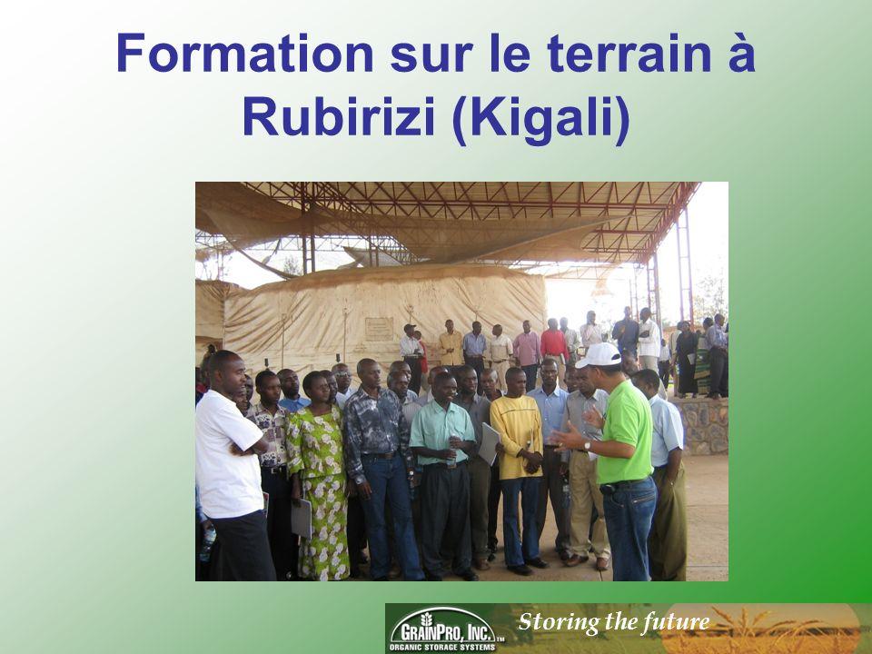 Storing the future Formation MINAGRI (Rwanda)