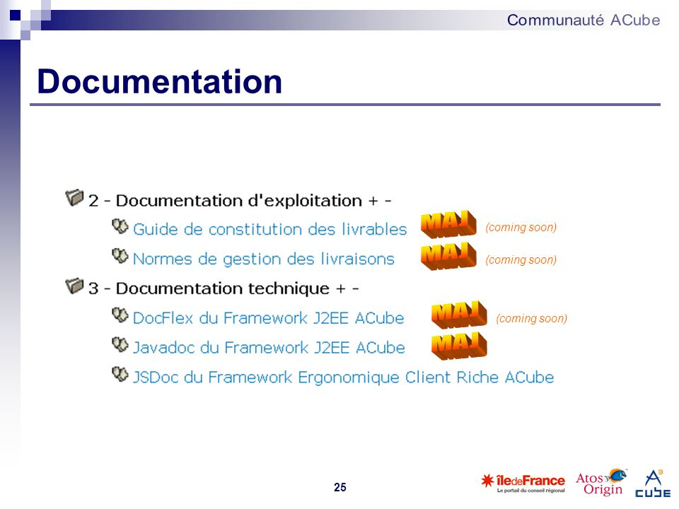 25 Documentation (coming soon)
