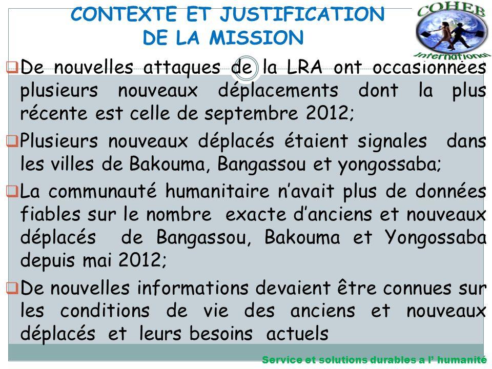 INFO LINE Protection Officer : KOUNCHOU Charles (+236 70559192) Assistant Chef de Mission : YONGO Thierry Ezéchiel (+236 7005887)