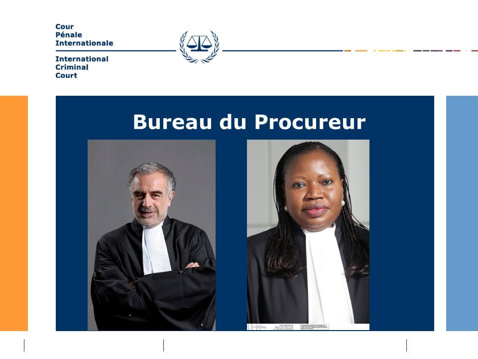 Bureau du Procureur