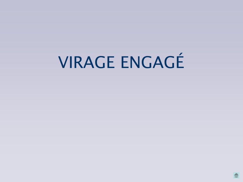 CNVV – septembre 2007 Symétrie du vol P RARARARA FDFDFDFD R A F D En augmentant R A, on augmente la force déviatrice F D. F C Le rayon de virage dimin
