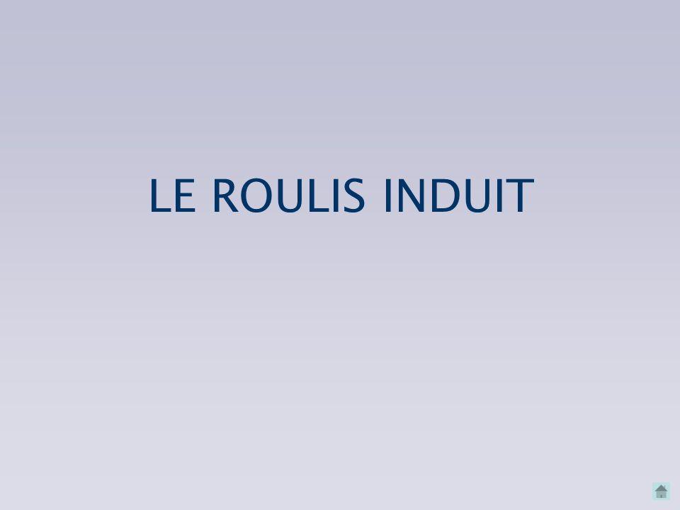 LE ROULIS INDUIT