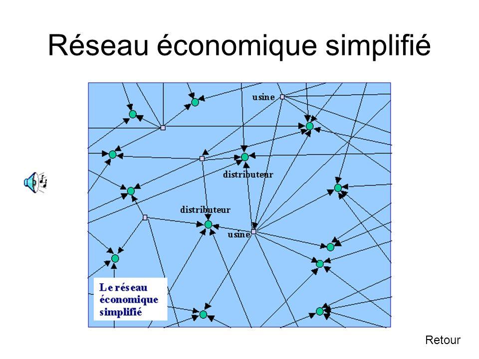 2.1 Le réseau économique En réalité, la supply chain nest quune image car il ny a pas, même pour une entreprise, quun seul produit ou une seule catégo