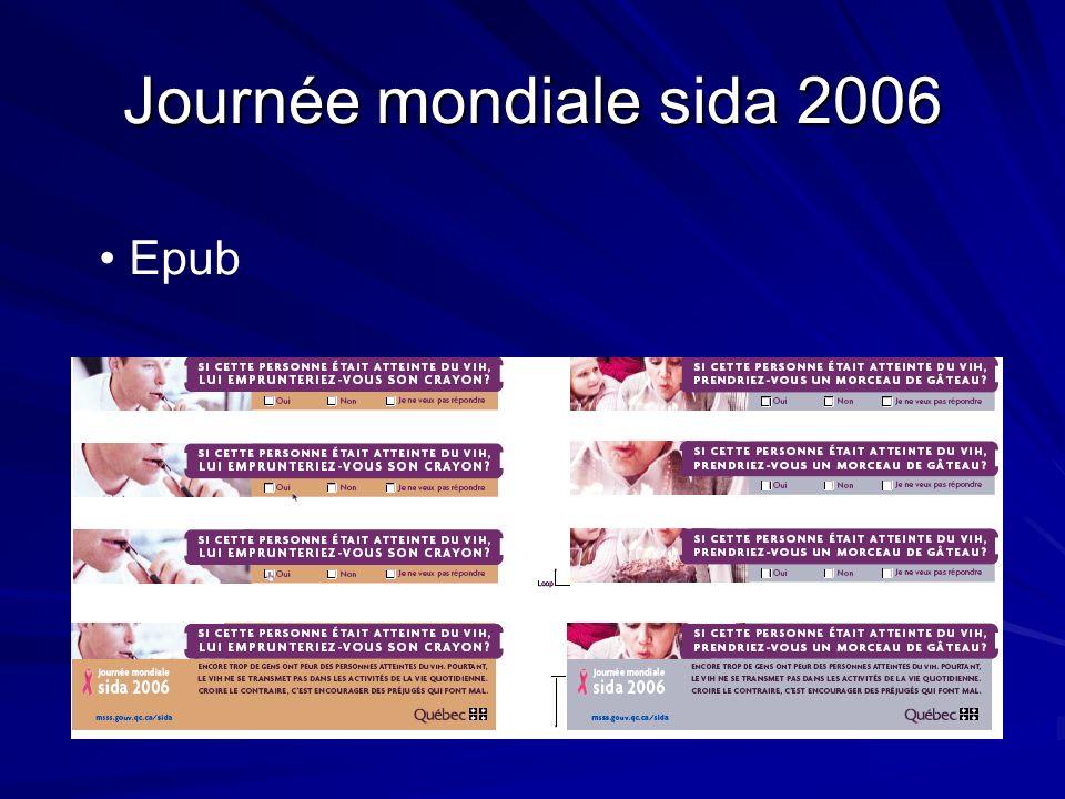 Epub Journée mondiale sida 2006