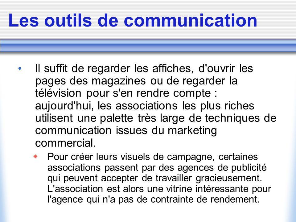 Les outils de communication 12.