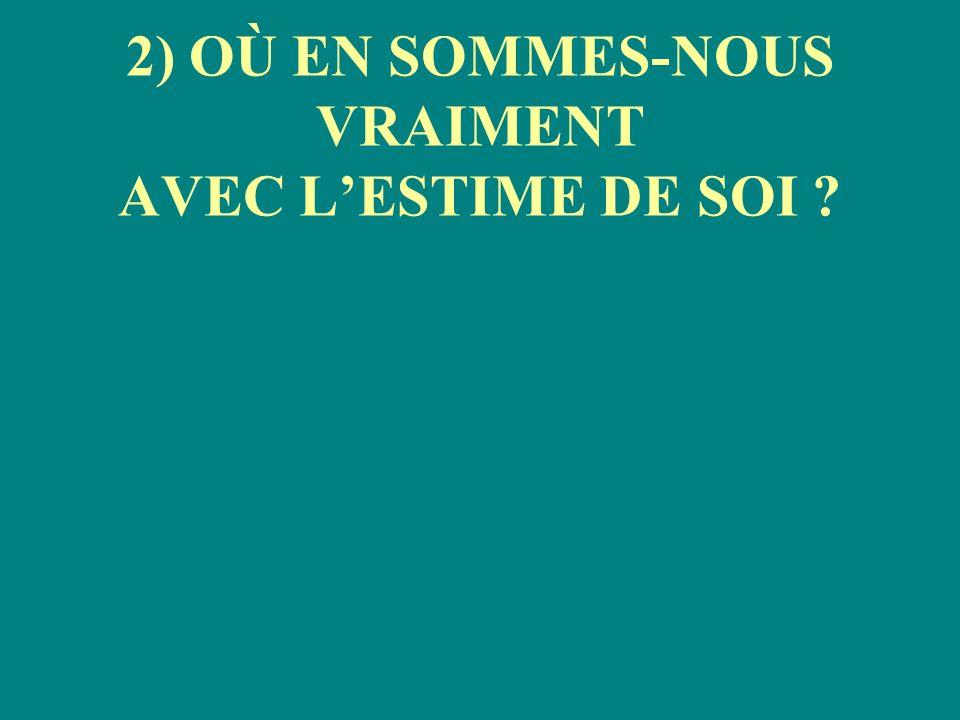 LES STRATÉGIES DAUTO-HANDICAP (Tice 1991) HAUTE ESTIME DE SOIBASSE ESTIME DE SOI POURQUOI .