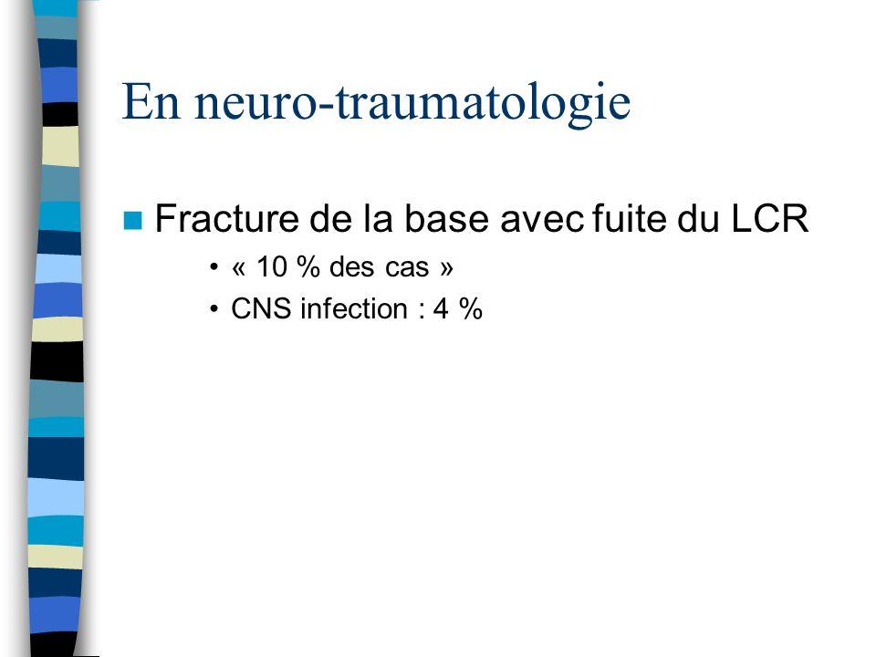 Cellularité N < 5 cell/mm3 Hémorragique ; rapport 1GB/1000 GR Seuil pathologique .