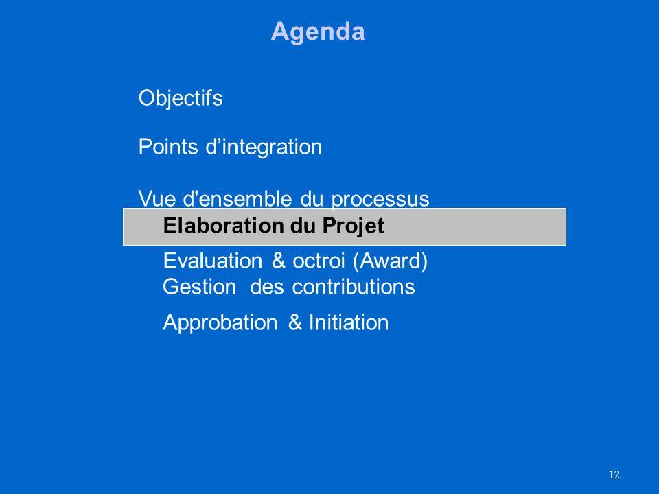 11 Il y a quelques changements principaux qui se produiront dans le domaine de la gestion des projets dans Atlas La gestion des projets 1. Elaboration