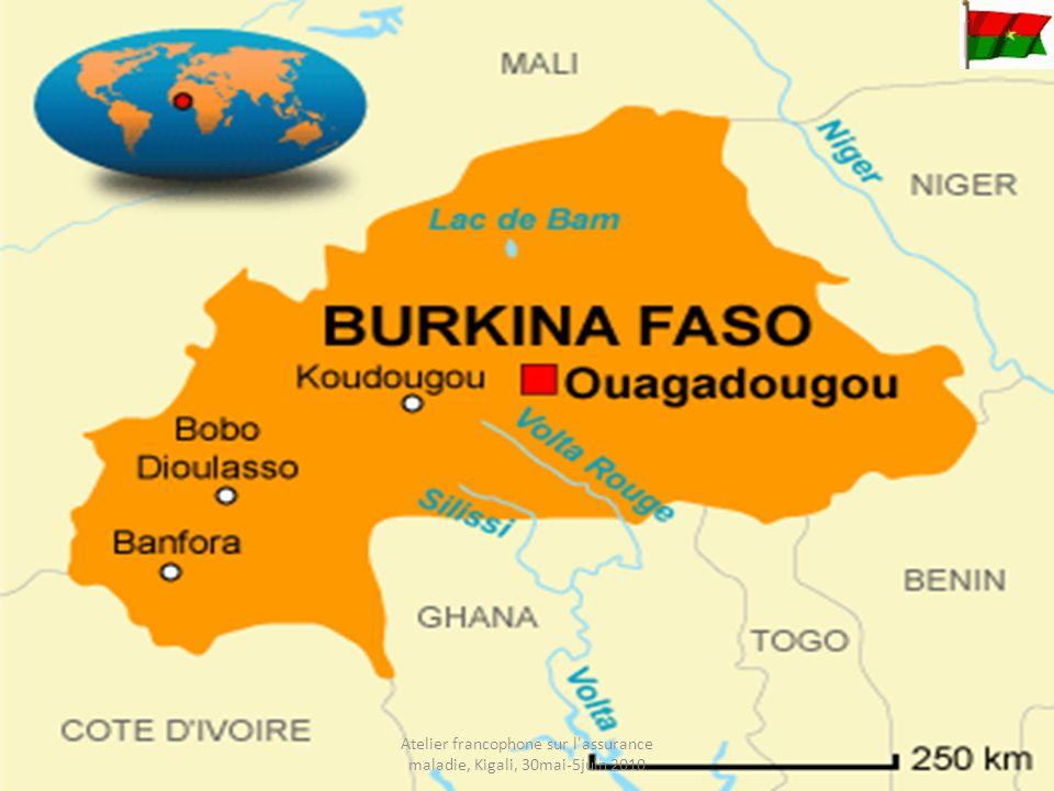 MAITRISE DOUVRAGE DU PROJET CONSEIL DES MINISTRES COMITÉ DE PILOTAGE SECRÉTARIAT PERMANENT GROUPE THEMATIQUE 1 GROUPE THEMATIQUE 2 GROUPE THEMATIQUE 6 Atelier francophone sur l assurance maladie, Kigali, 30mai-5juin 2010