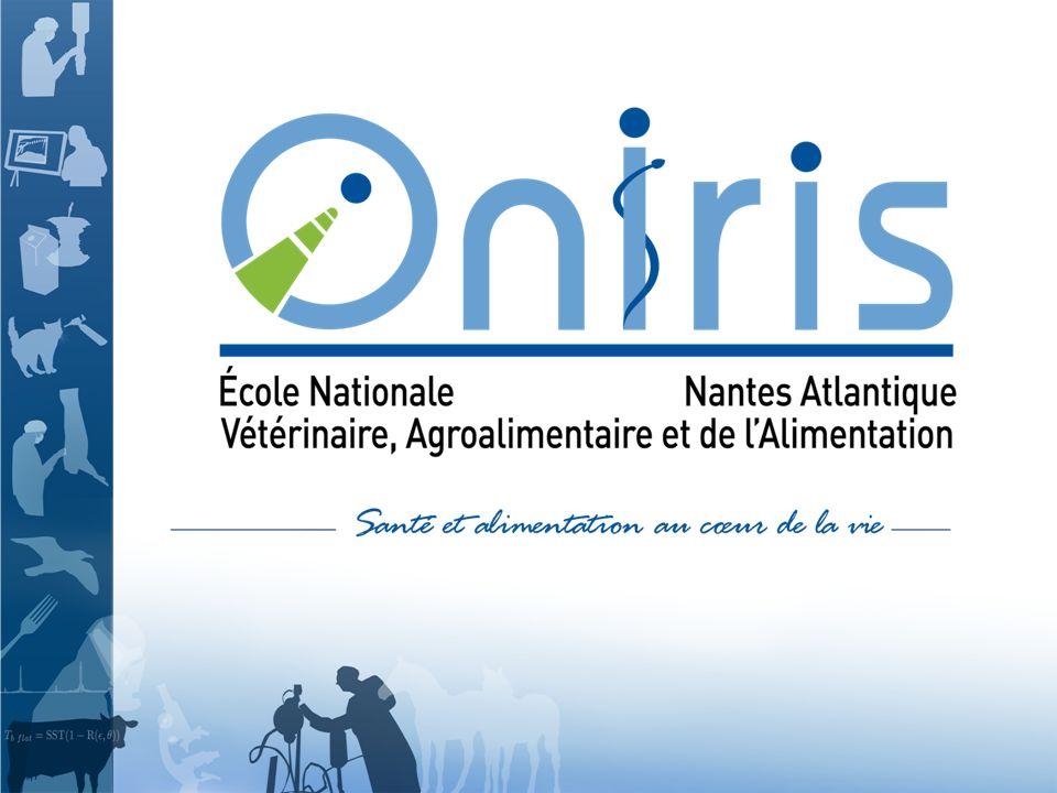 UNE FORMATION dINGÉNIEUR pour les MÉTIERS de lALIMENTATION et des BIOTECHNOLOGIES / SANTÉ