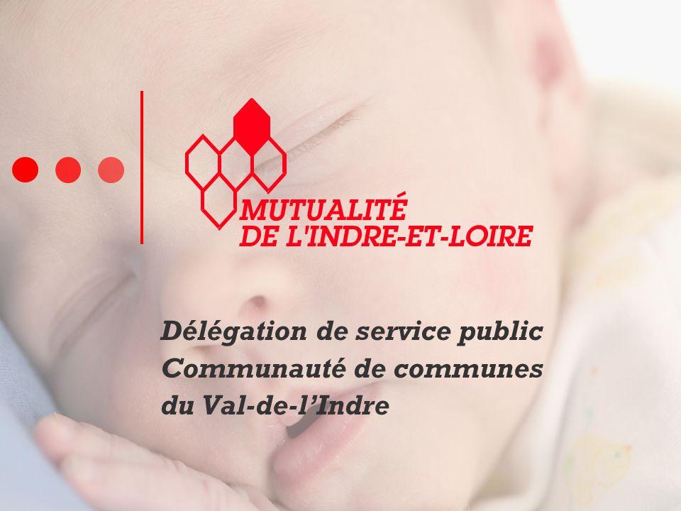 Délégation de service public Communauté de communes du Val-de-lIndre