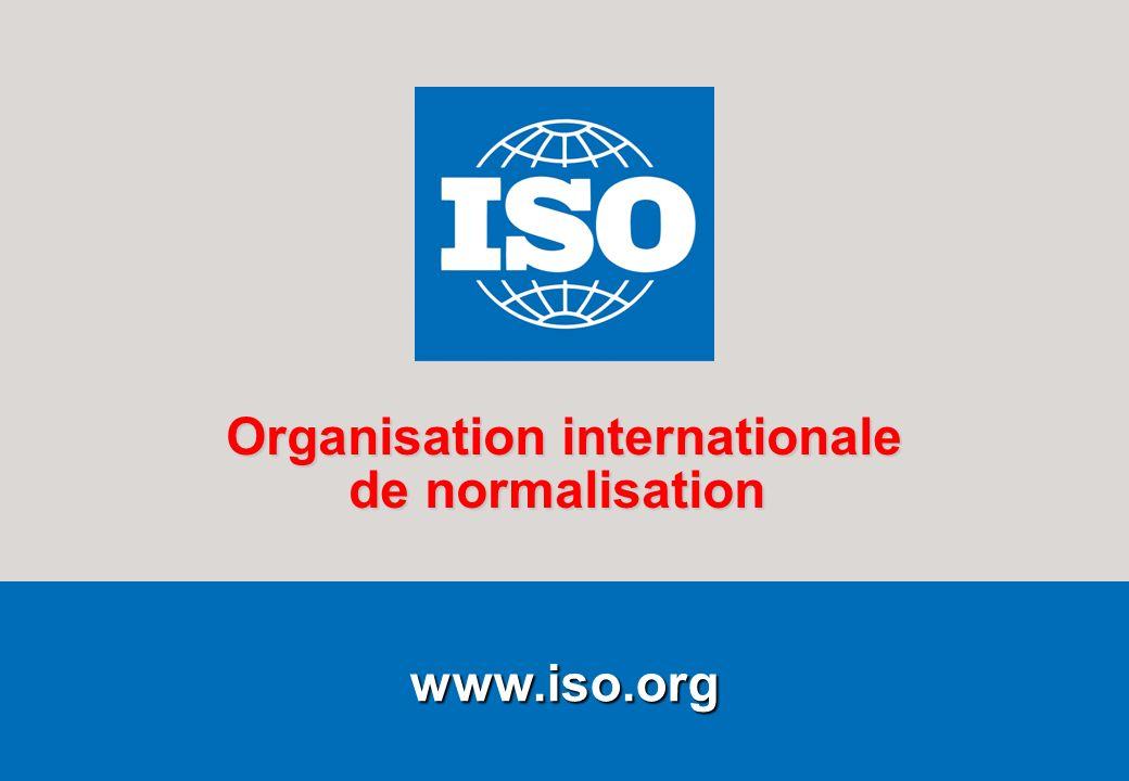 1Développer vos solutions : définir un plan daction Février 2009 www.iso.org Organisation internationale de normalisation