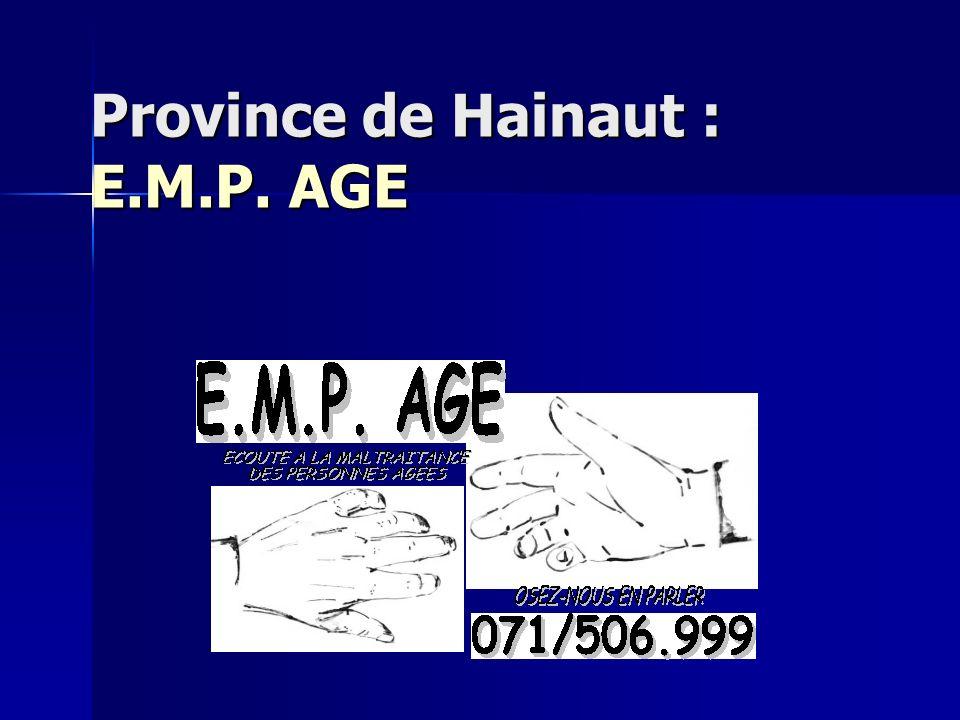 Province de Namur : URGEDES