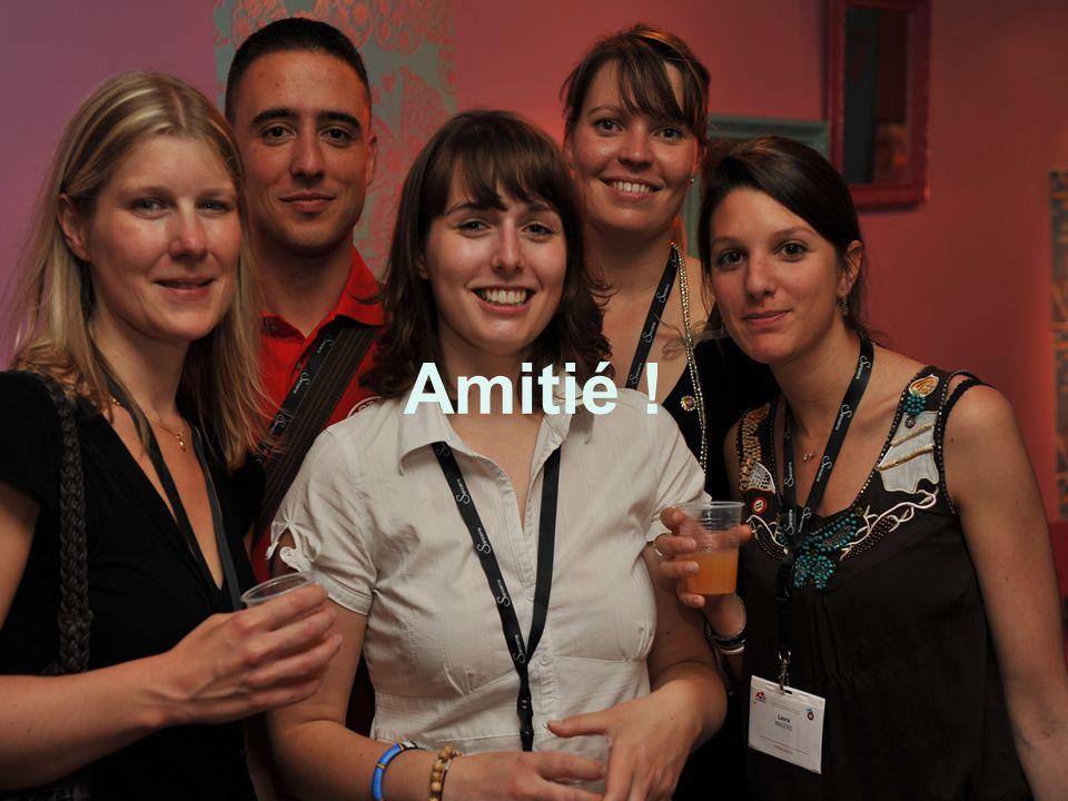 LAmitié… Dans les clubs Dans le District (Noms des régions) Partout en France : 800 membres En Europe et au-délà… 8 200 clubs - 156 pays - 184 046 membres