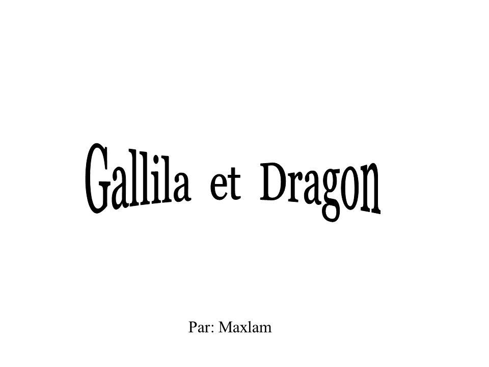 Vous êtes dans une forêt et marcher tranquillement, soudain, POUF vous apparaissez sur une planète appelé Galilla.