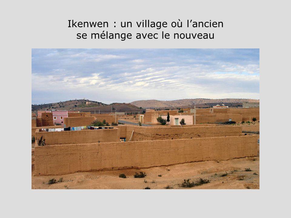 Ikenwen : un village où lancien se mélange avec le nouveau