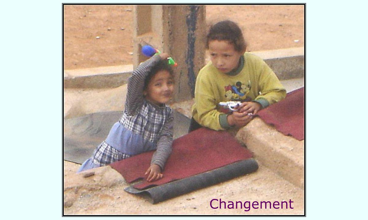 Changement