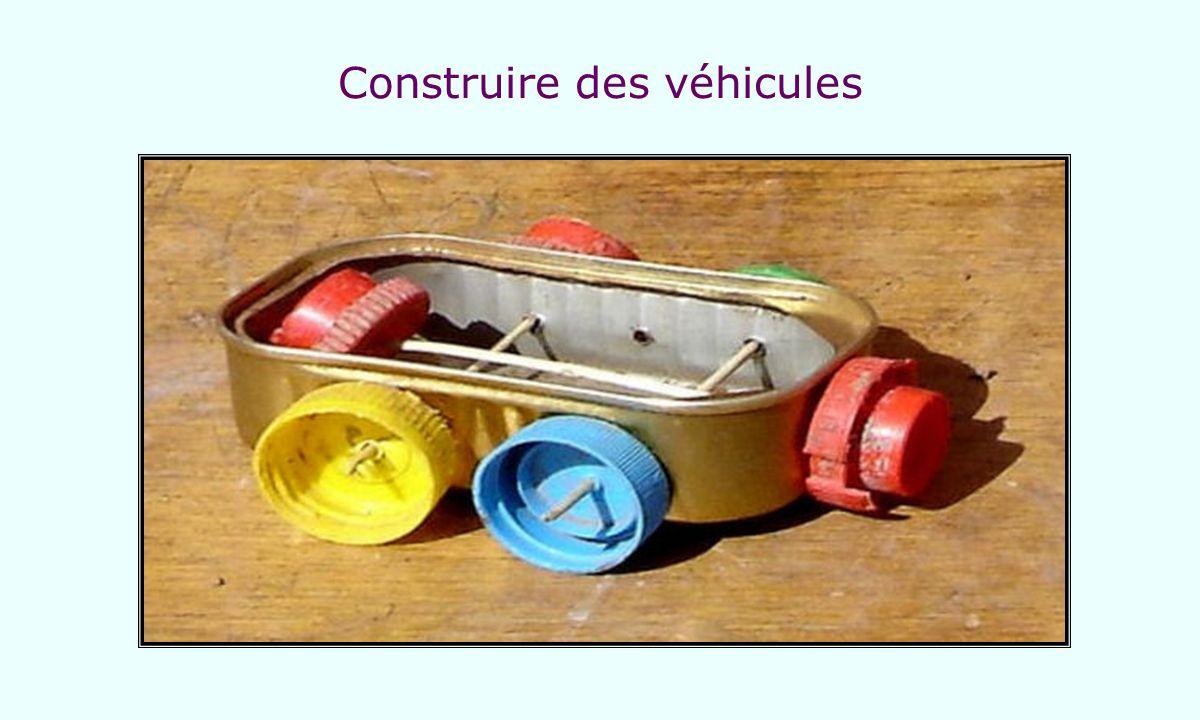 Construire des véhicules