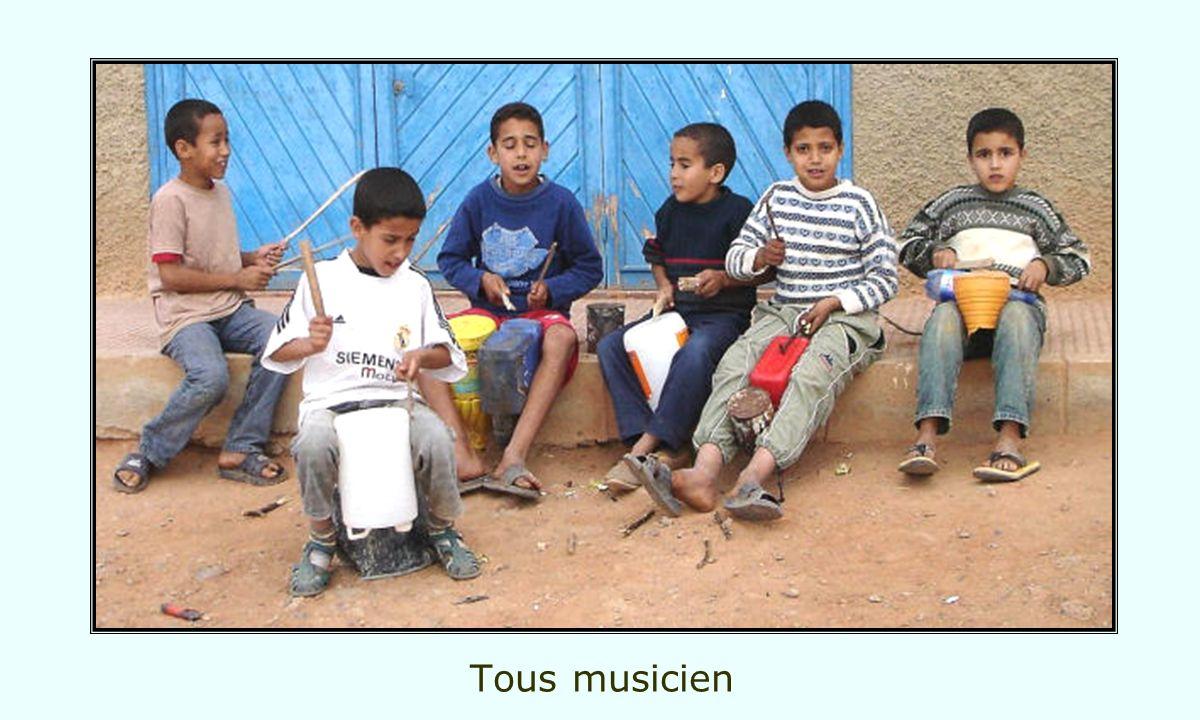 Tous musicien