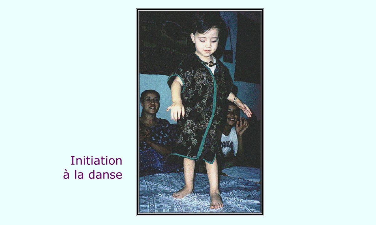Initiation à la danse