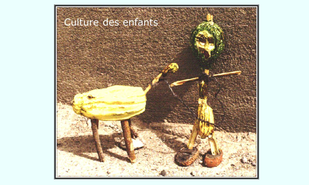 Culture des enfants