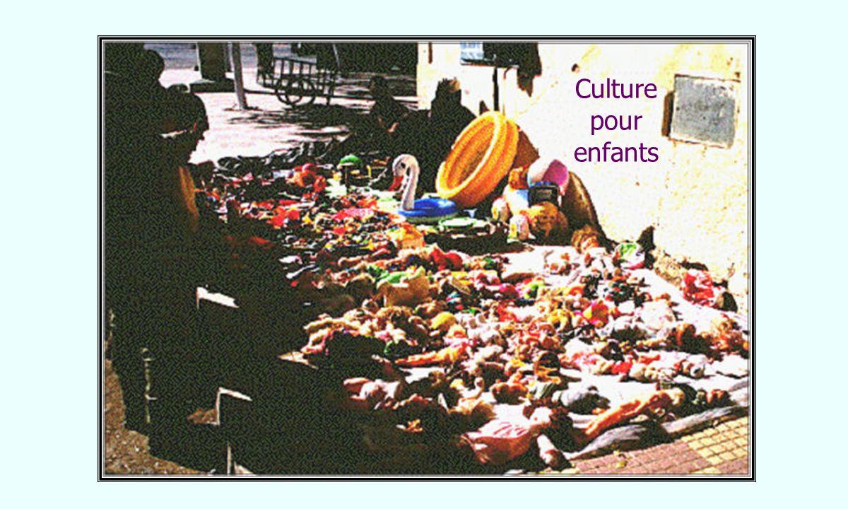 Culture pour enfants