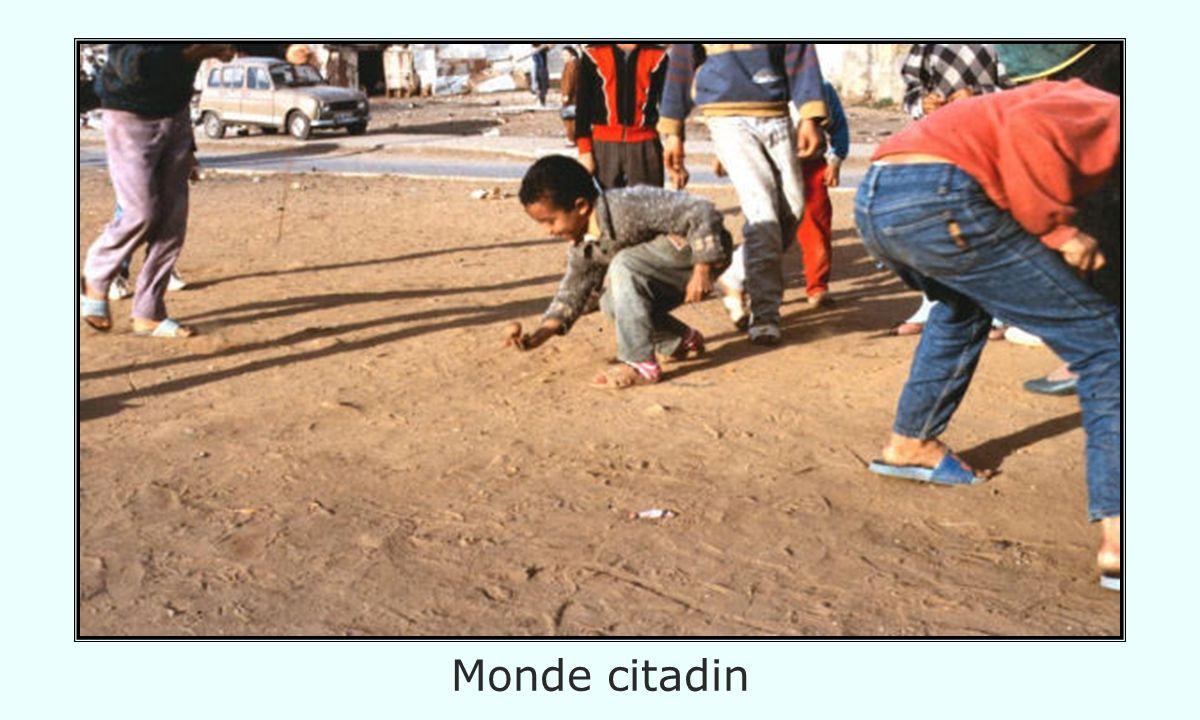 Monde citadin